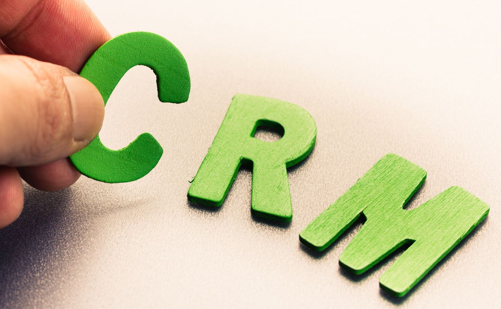 Benefit your business with CRM