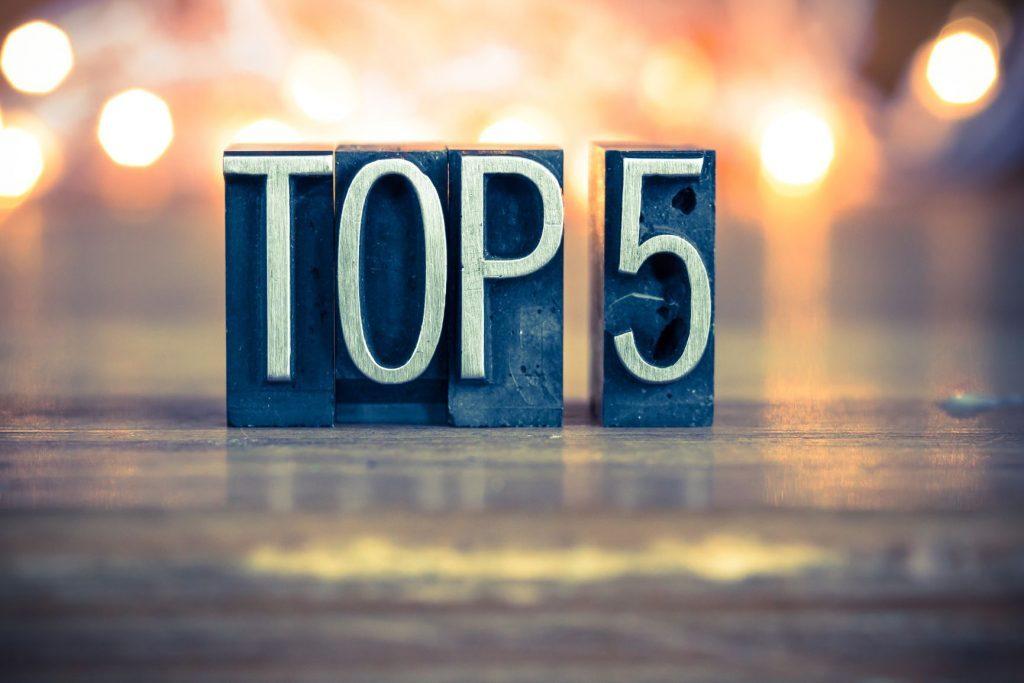 Top 5 CRM