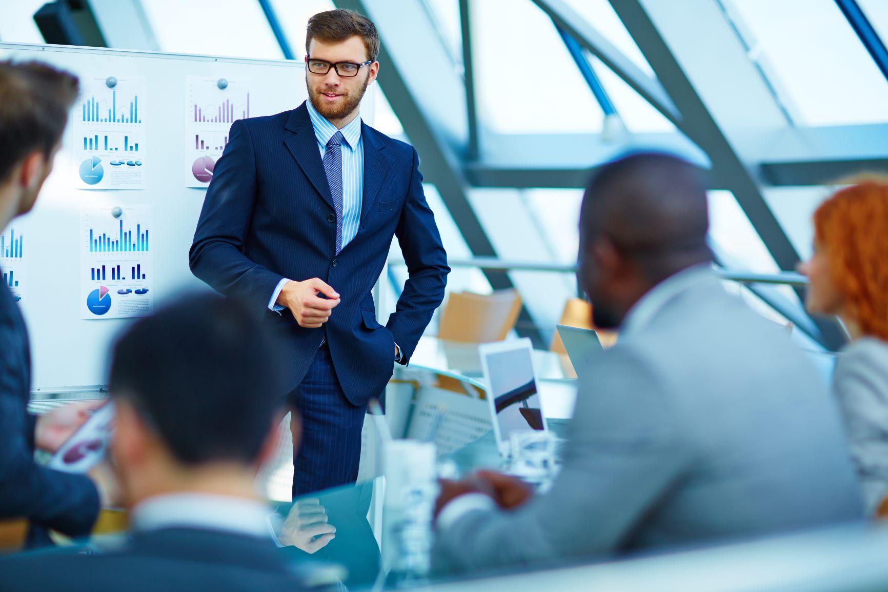 Managing a successful sales team