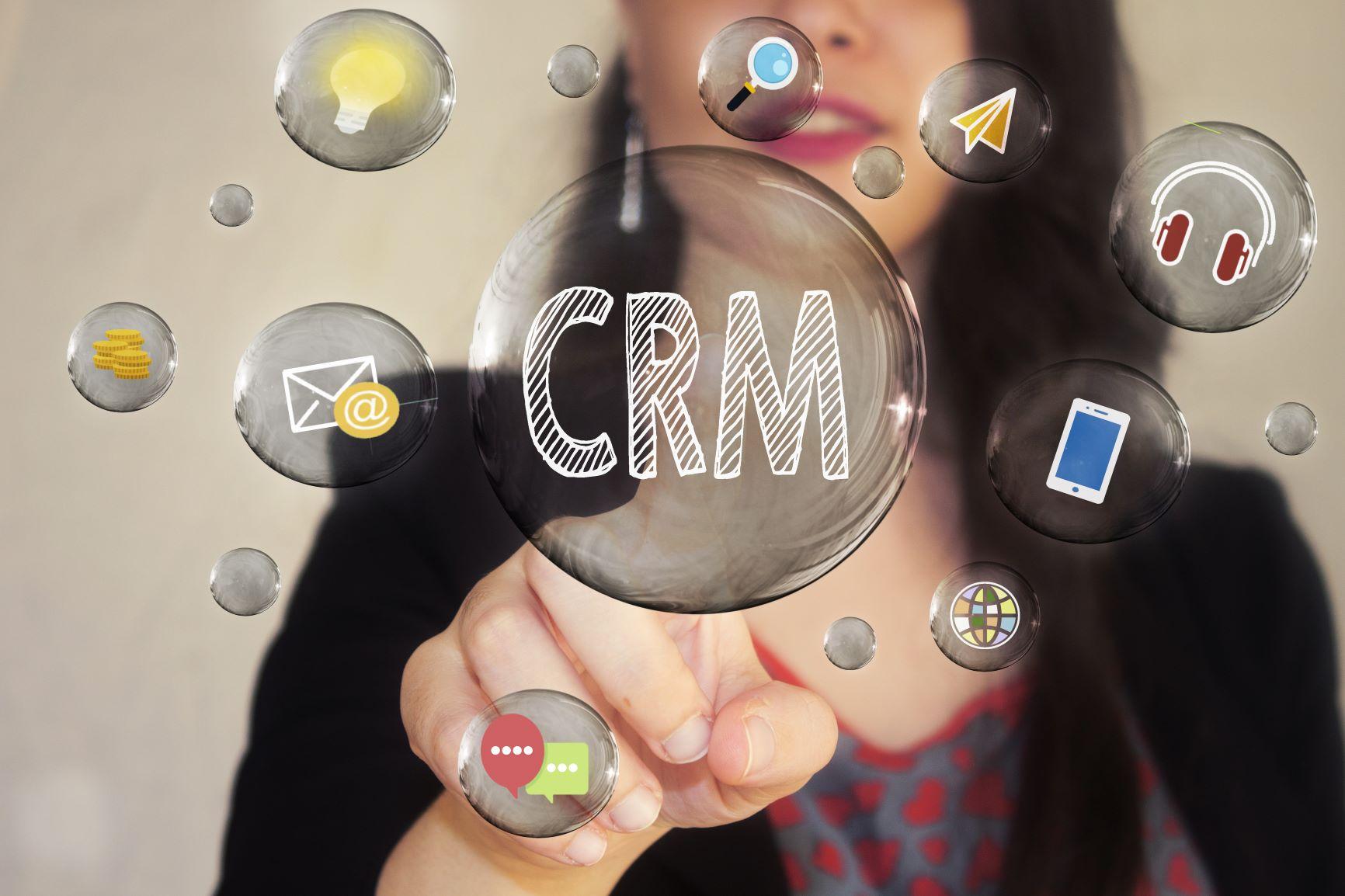 CRM graphic