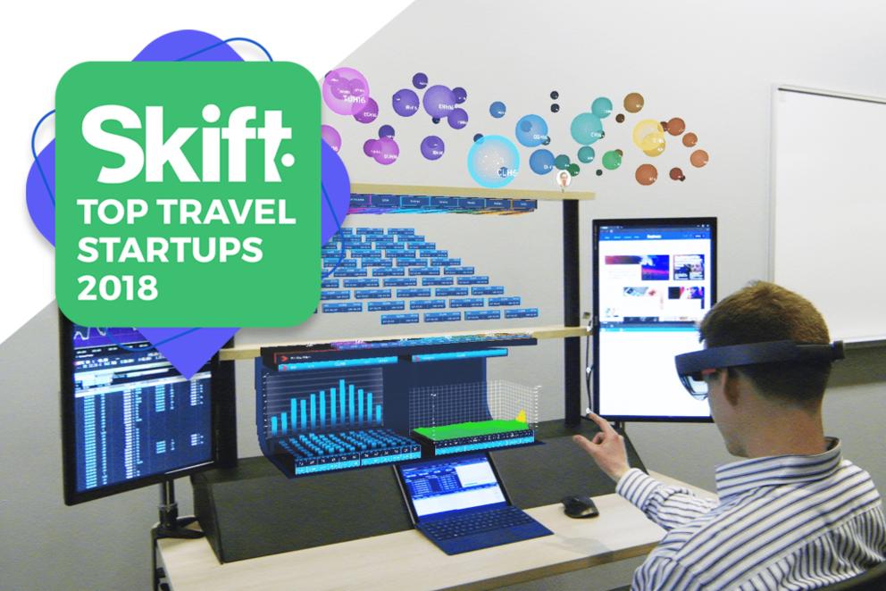 Skift's Top Travel Startups to Watch 2018