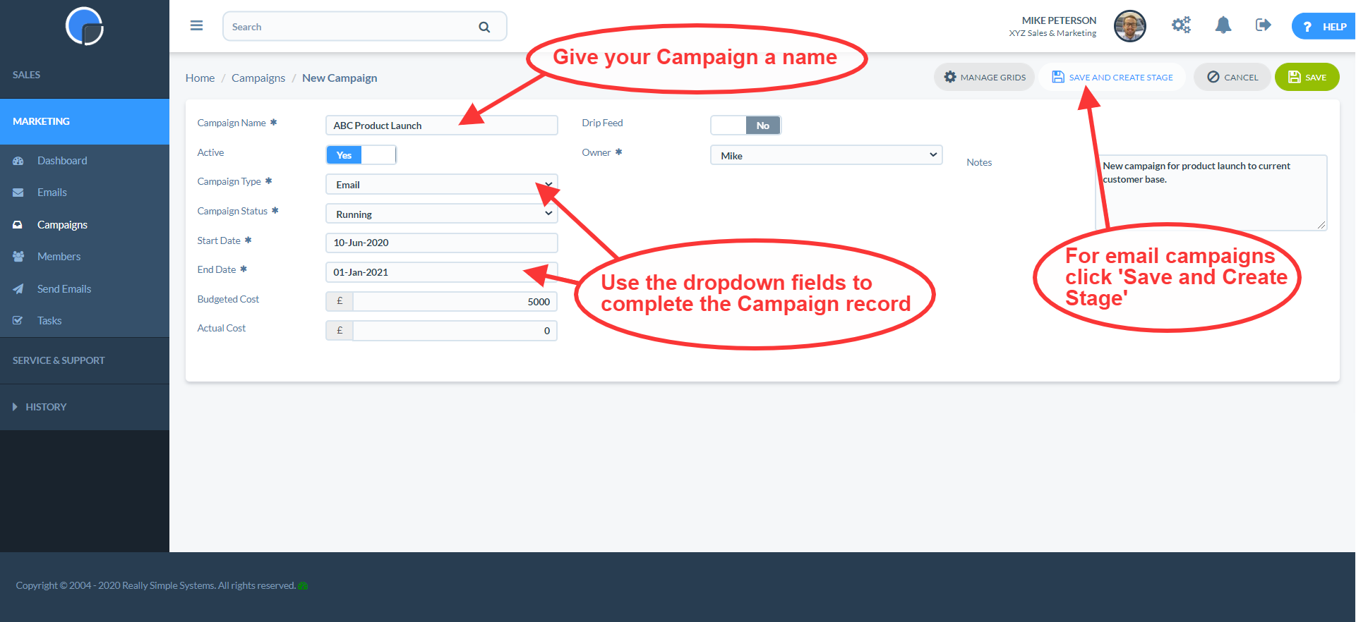 Add Campaign20