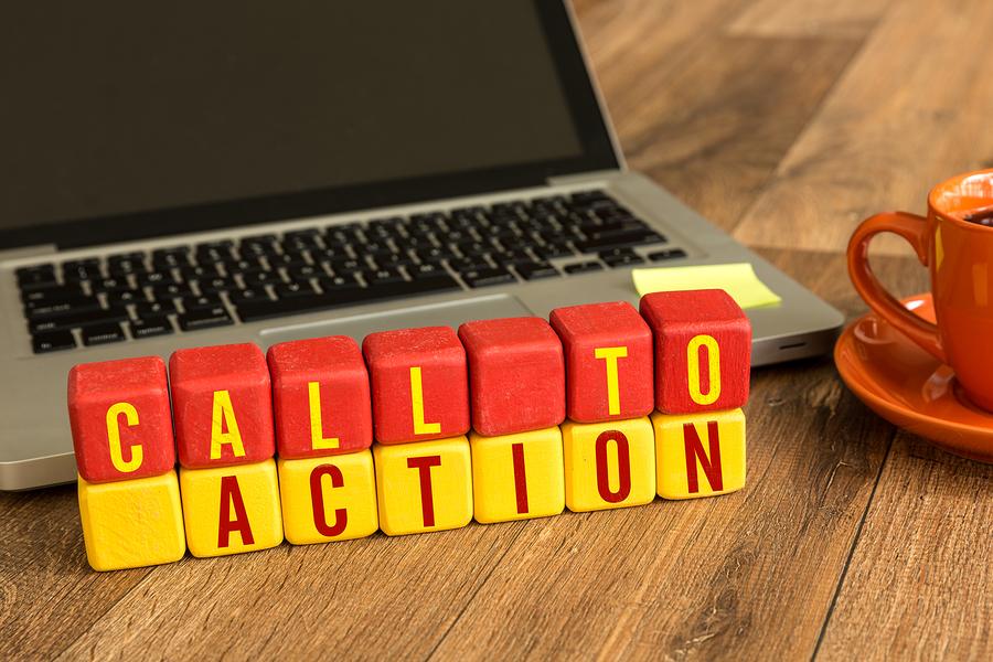 Cómo hacer call to action en el blog médico