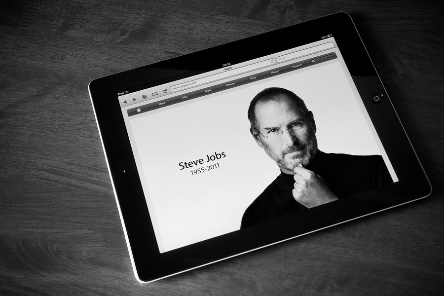 Consejos empresariales para médicos emprendedores, Steve Jobs