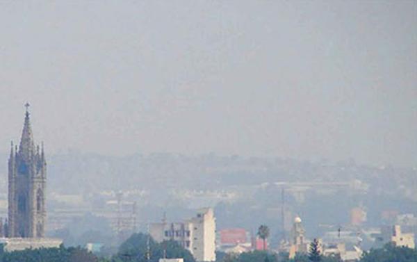 Guadalajara-Contaminacion-Aire-Salud-Mundial