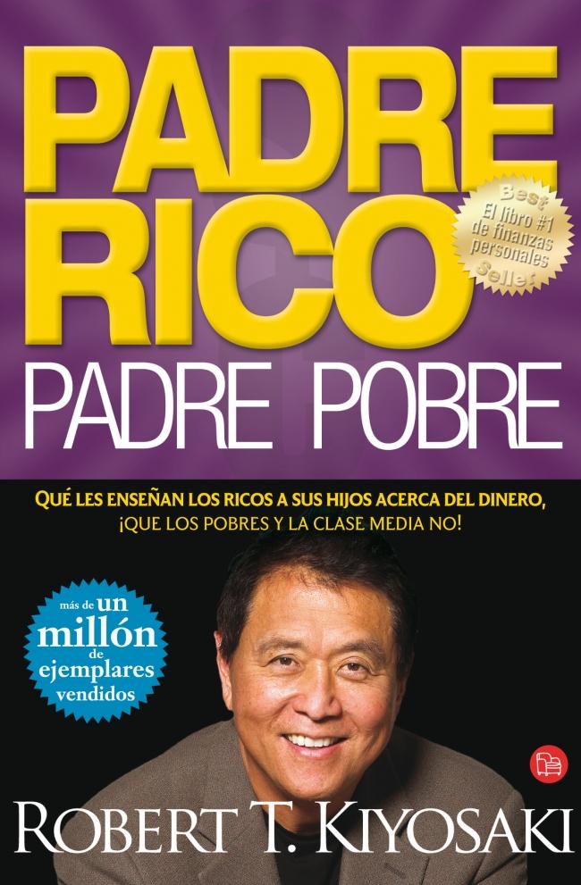 Libros-Emprendedores-Padre-Rico-Pobre