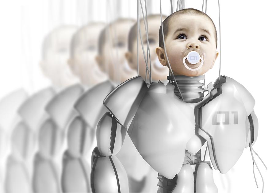 Bebe-Robot-Crianza-Infantil-Virtual