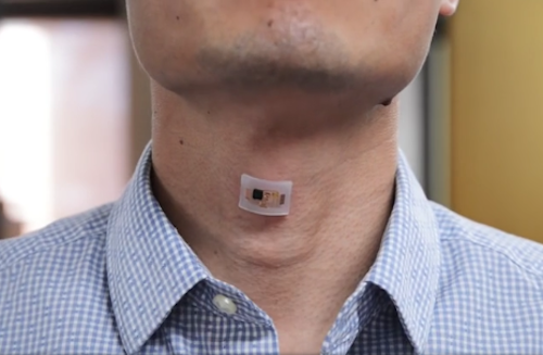 Estetoscopio-Wearable-Tatuaje-Inteligente-Adherible