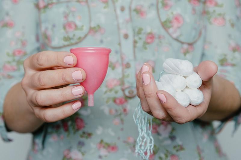 5 ventajas de la copa menstrual