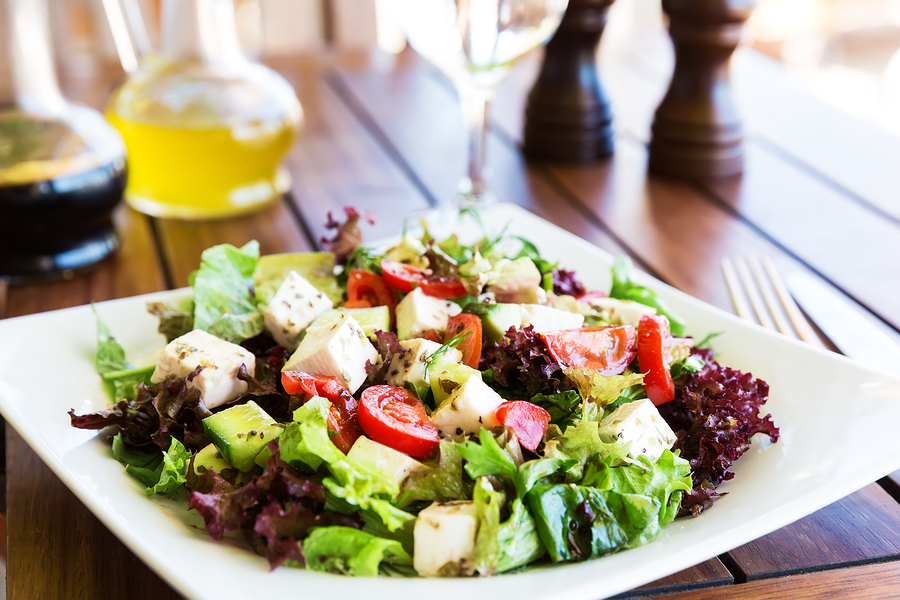 Dieta sin grasas