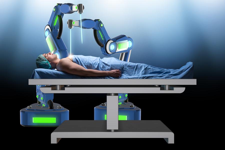 Resultado de imagen para Inteligencia Artificial hospital