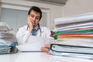 fatiga pandémica médicos