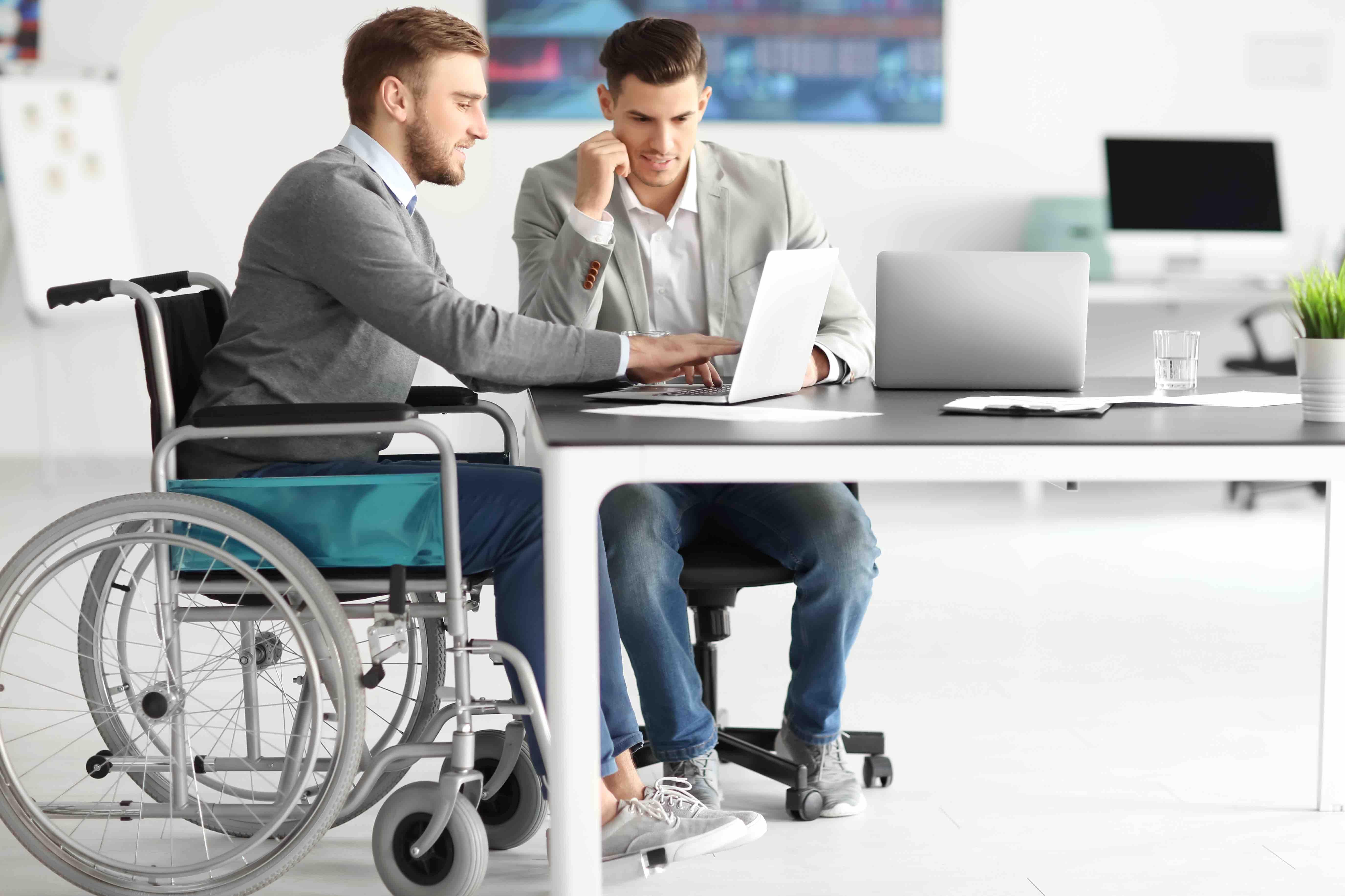Tecnología, Discapacidad
