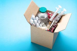 ¿Como deshacerse de los medicamentos vencidos?