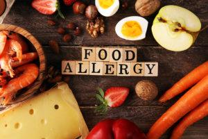 La alergia alimentaria causa daño a la salud