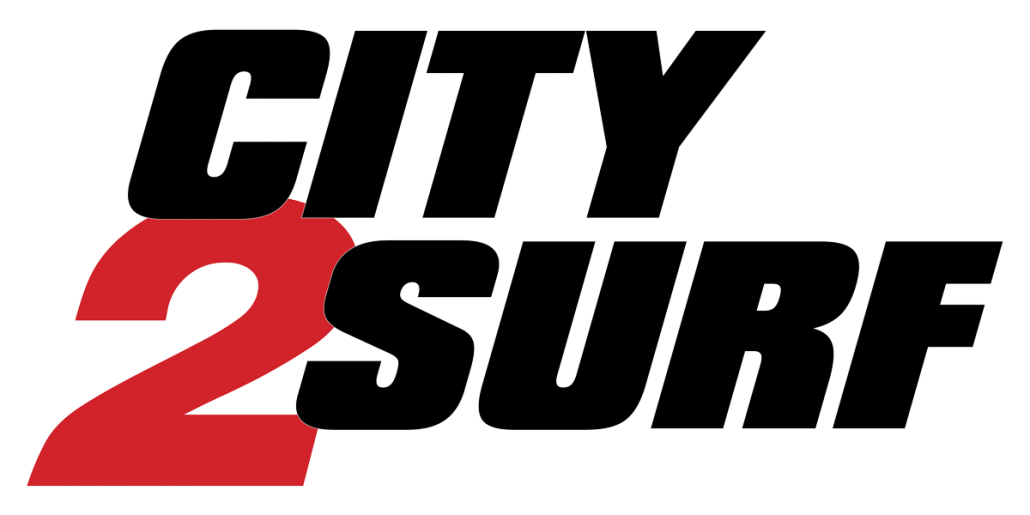 City2Surf logo
