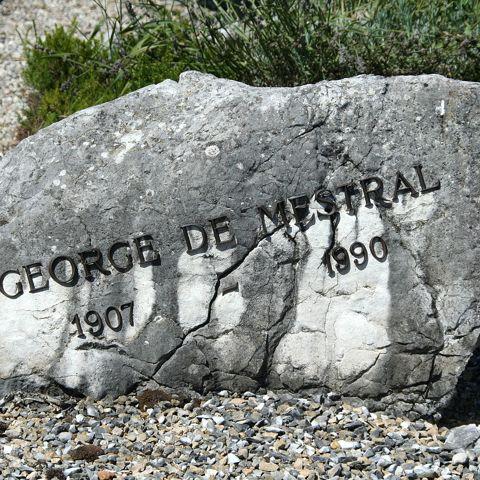 George de Mestral