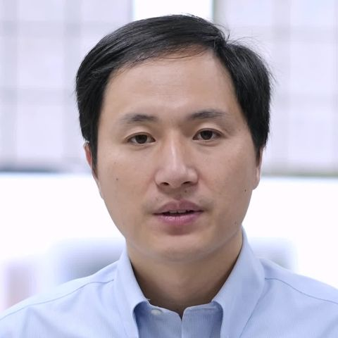 Jiankui He