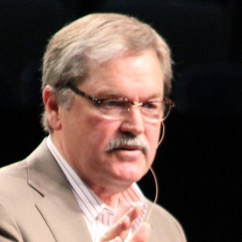 Larry M. James
