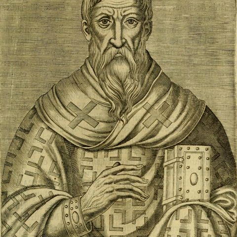 Pseudo-Dionysius the Areopagite