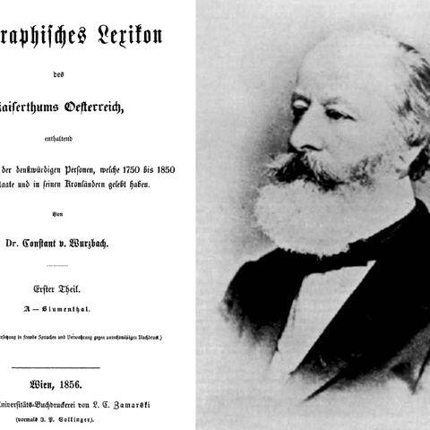 Constantin von Wurzbach
