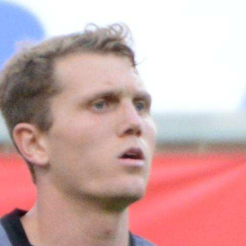 Garrett Halfhill