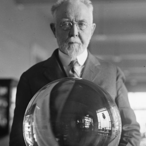 George Perkins Merrill