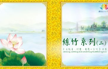 《 正能量、紓壓、療癒心系列-合集・絲竹版(二) 》calming, soothing and comforting Buddhist hymns