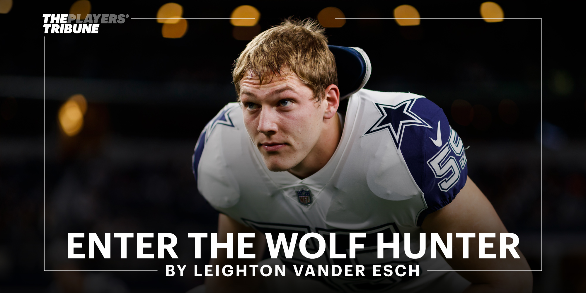 Enter The Wolf Hunter
