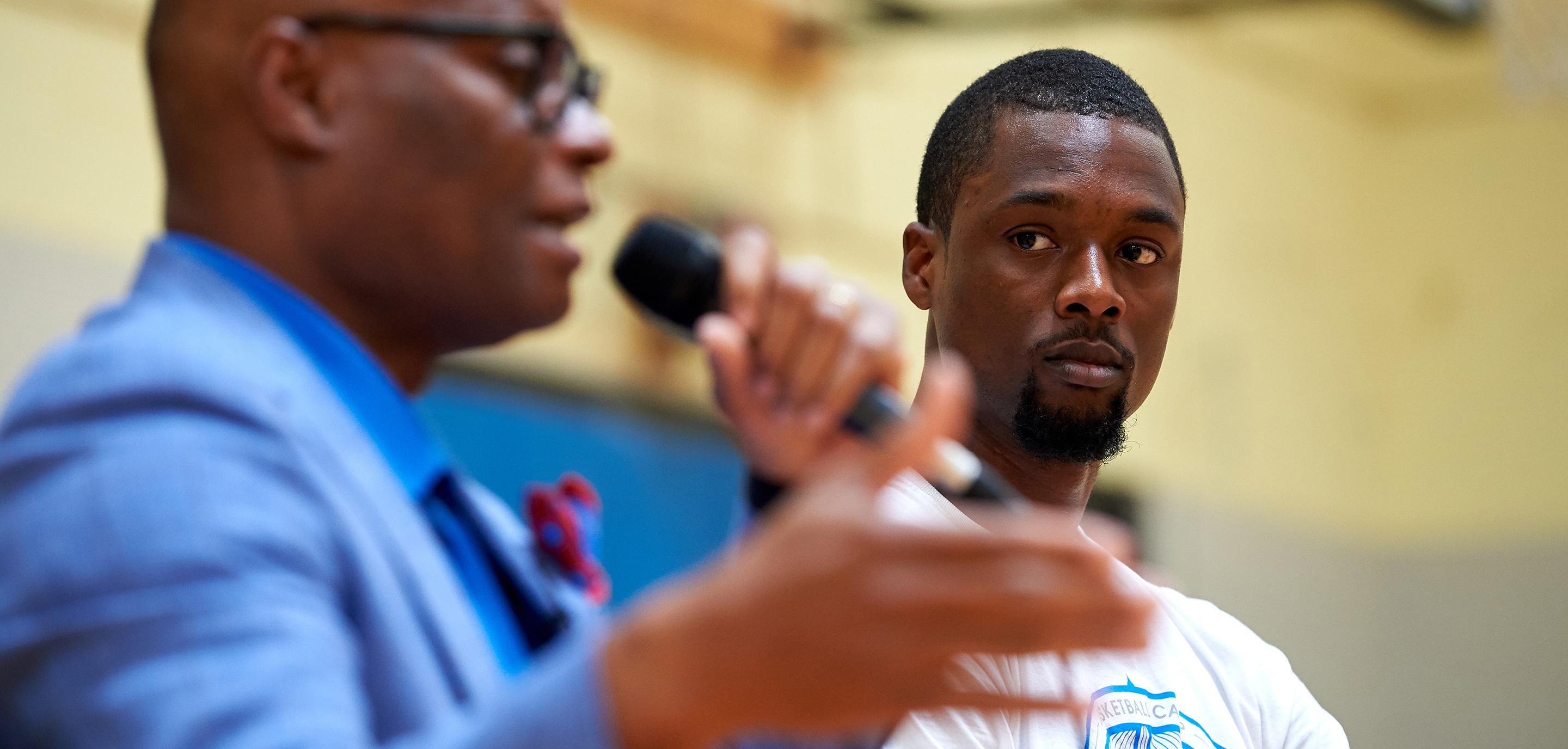 Harrison Barnes The Players Tribune The Voice Of The Game