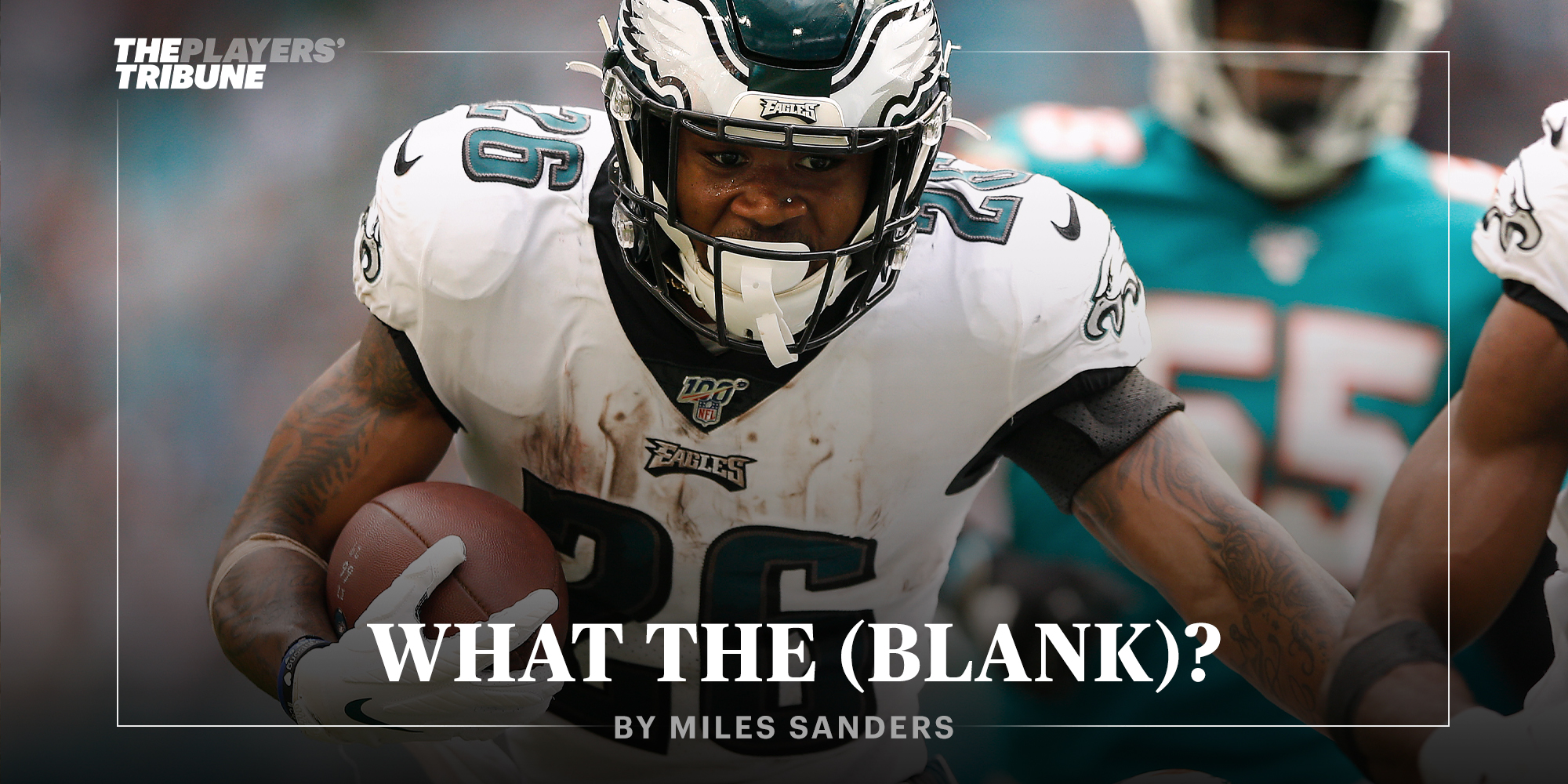 What the (Blank)? | By Miles Sanders
