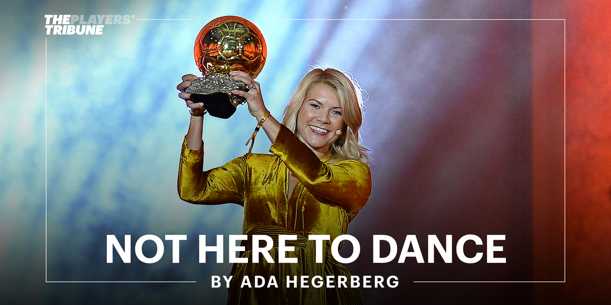 Not Here to Dance