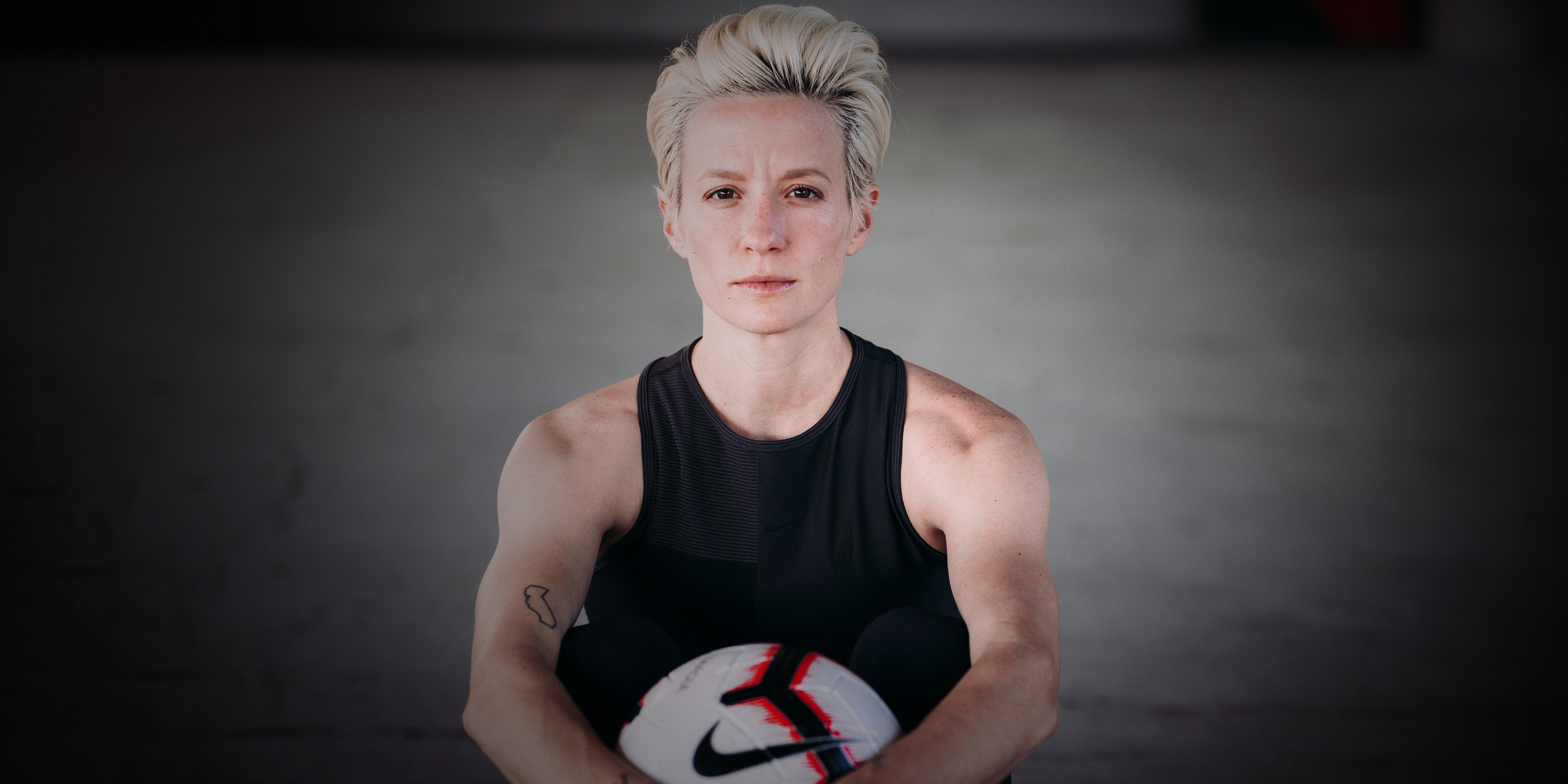You Can't Get Rid of Your Girl That Easily   By Megan Rapinoe