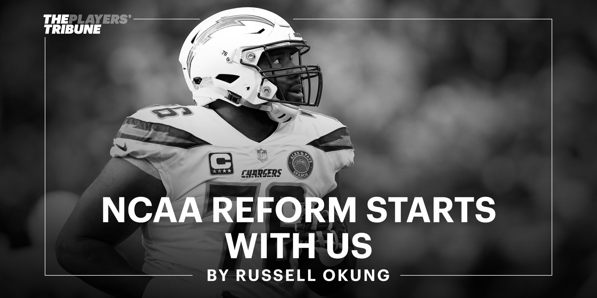 NCAA Reform Starts with Us