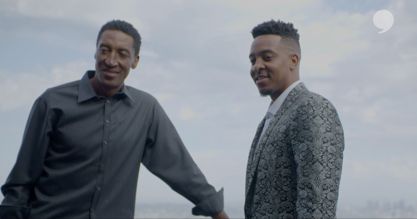 In Conversation with C.J. McCollum and Scottie Pippen | By C.J. McCollum and Scottie Pippen