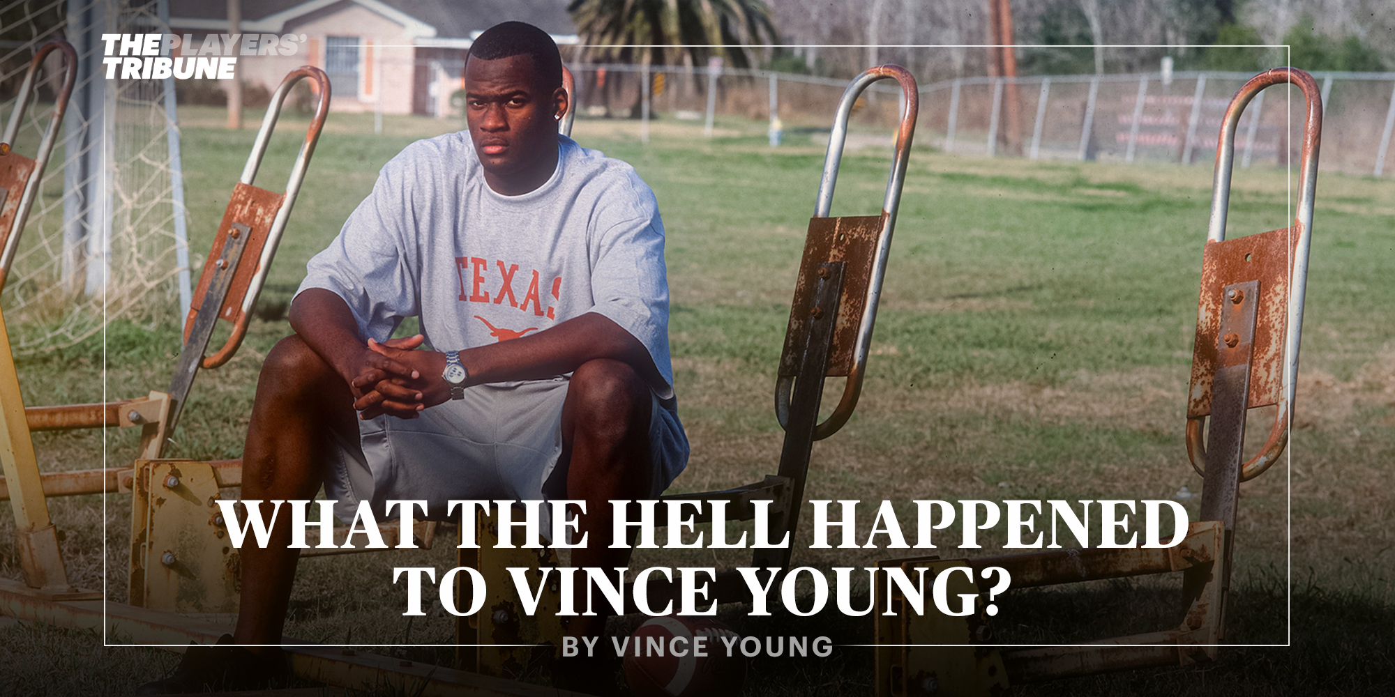 What the Hell Happened to Vince Young?
