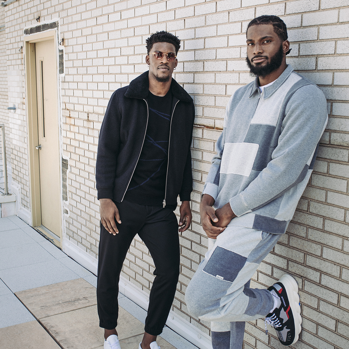 In Conversation With Jimmy Butler And Justise Winslow By Jimmy Butler And Justise Winslow