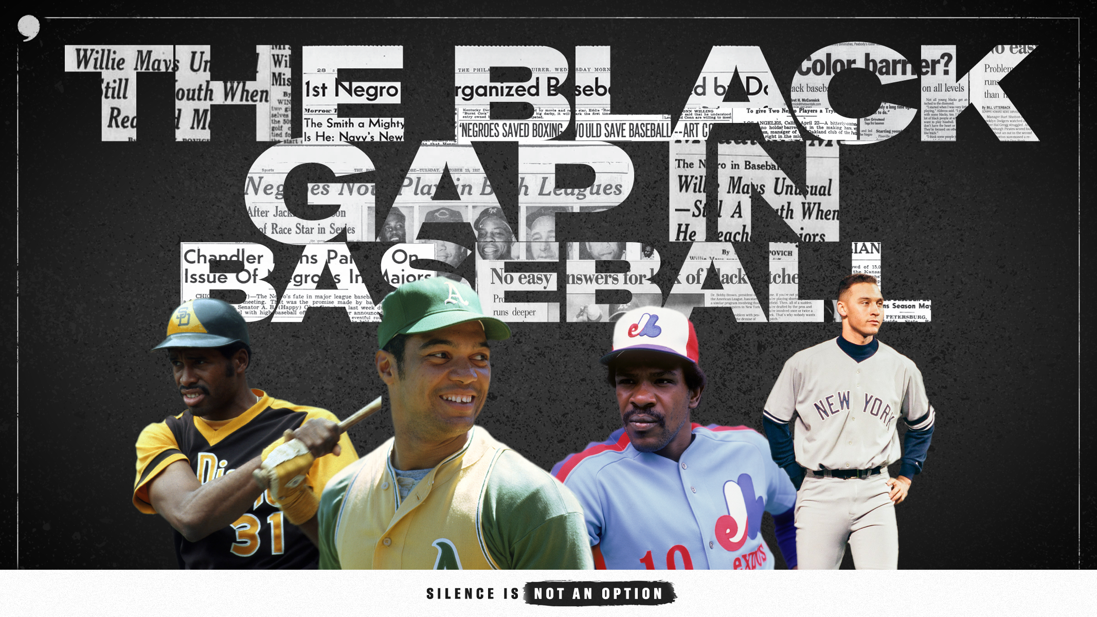 MLB Players Share What It's Like to Be a Black Baseball Player - cover