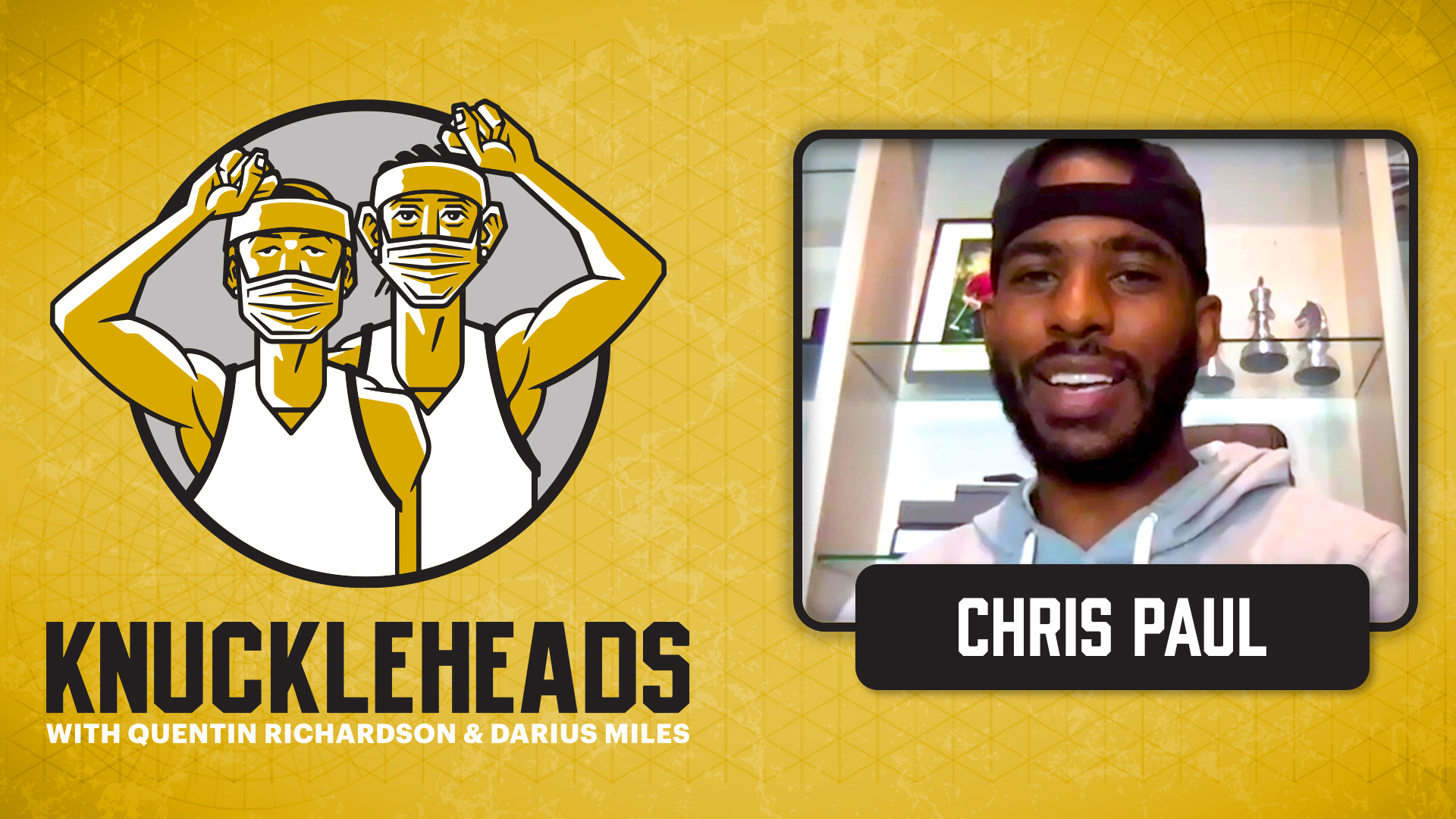 CP3 | Knuckleheads