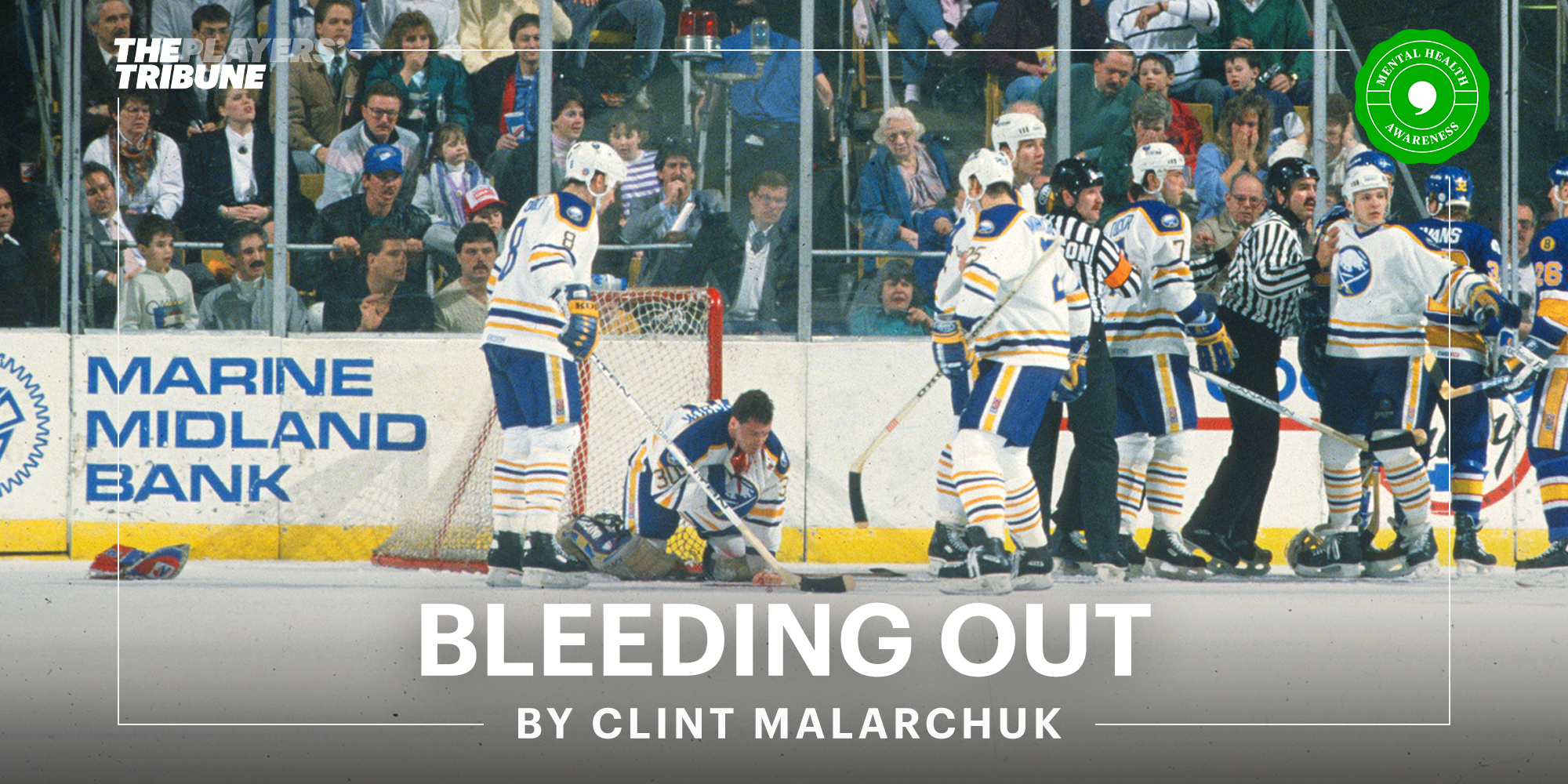 Bleeding Out | By Clint Malarchuk