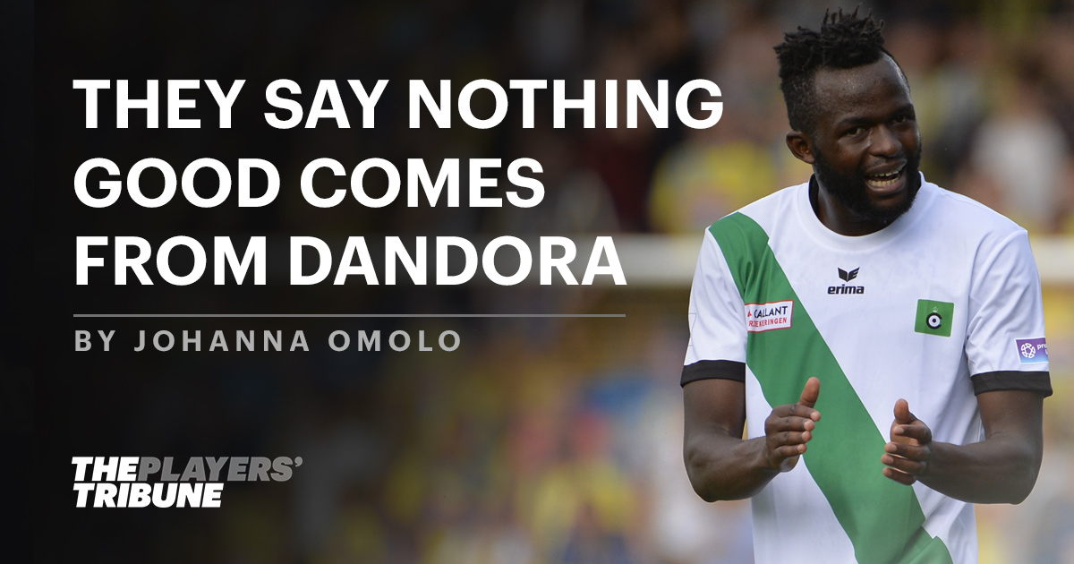 They Say Nothing Good Comes from Dandora