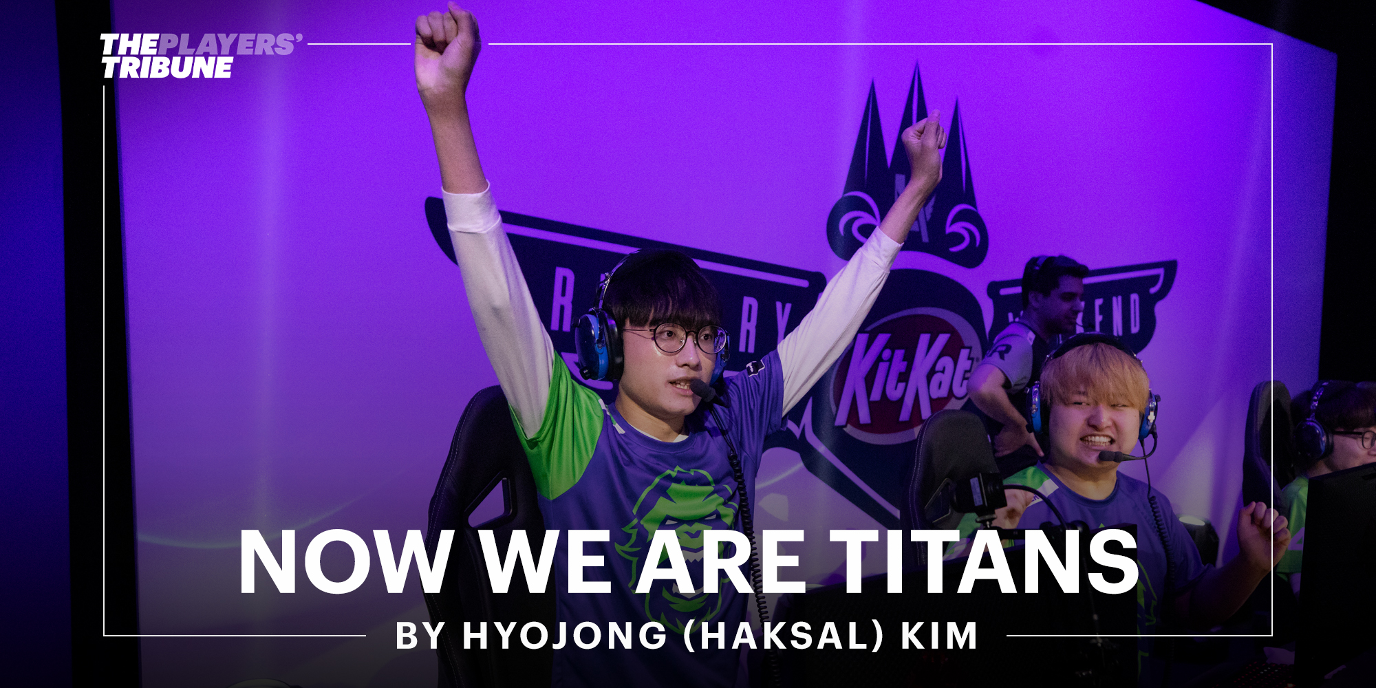 Now We Are Titans
