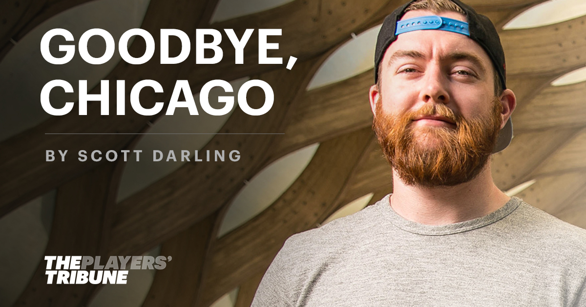 Goodbye, Chicago | By Scott Darling