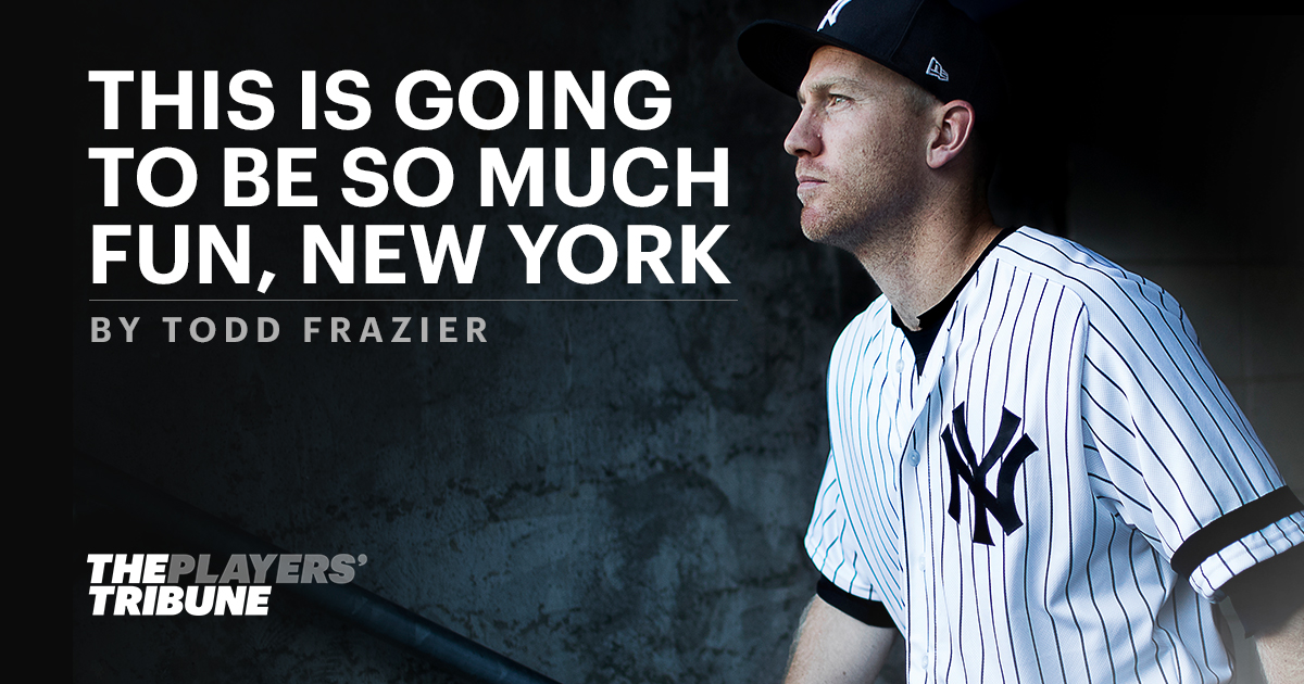 389699825 This Is Going to Be So Much Fun, New York | By Todd Frazier