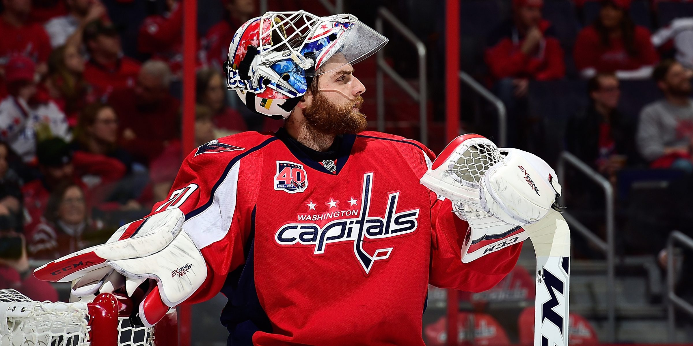 Braden Holtby The Players Tribune The Voice Of The Game