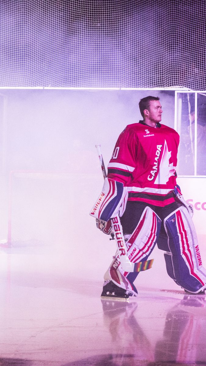 On To The Mental Side By Ben Scrivens