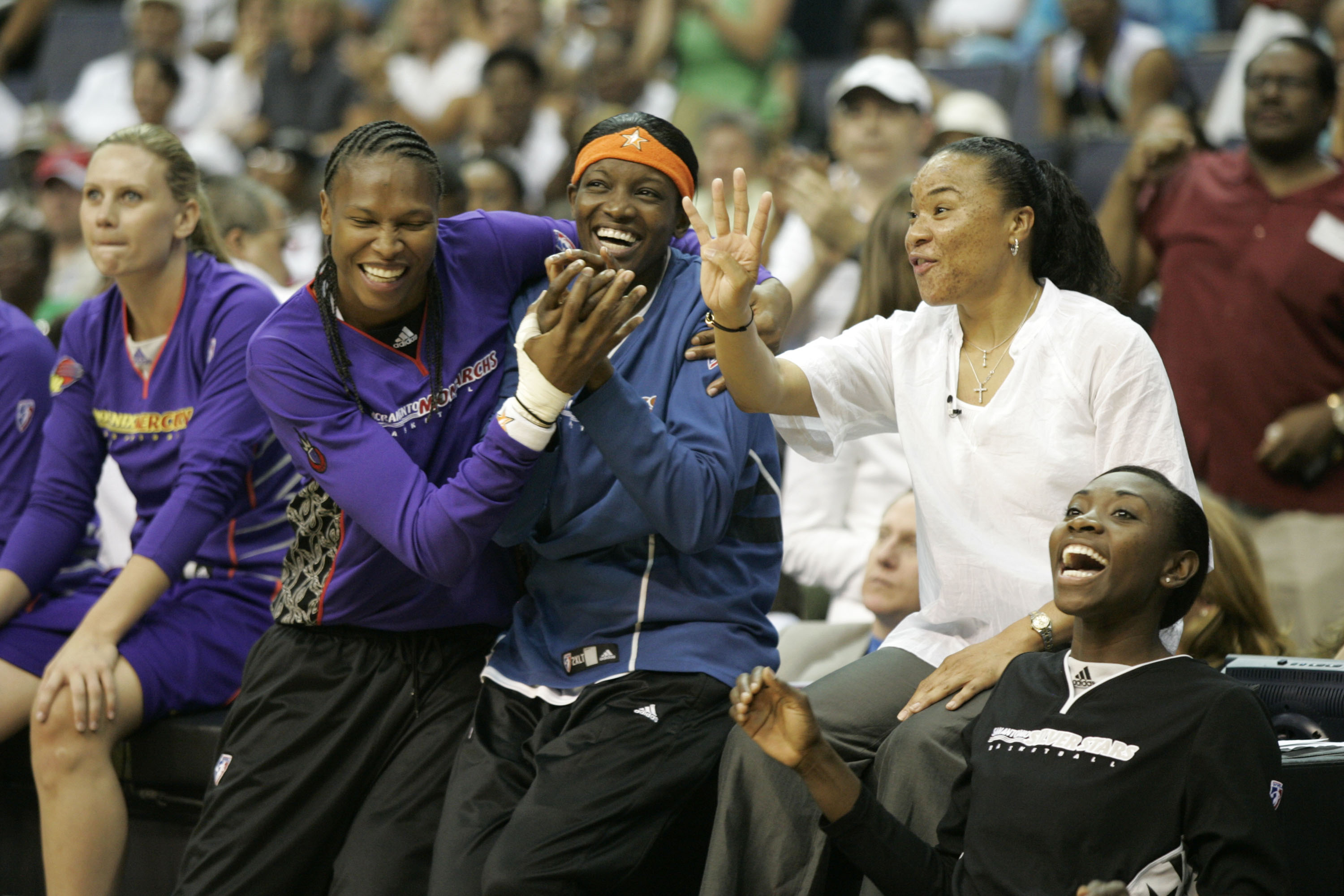 2007 WNBA All-Star Skills Competition And 3-Point Shootout