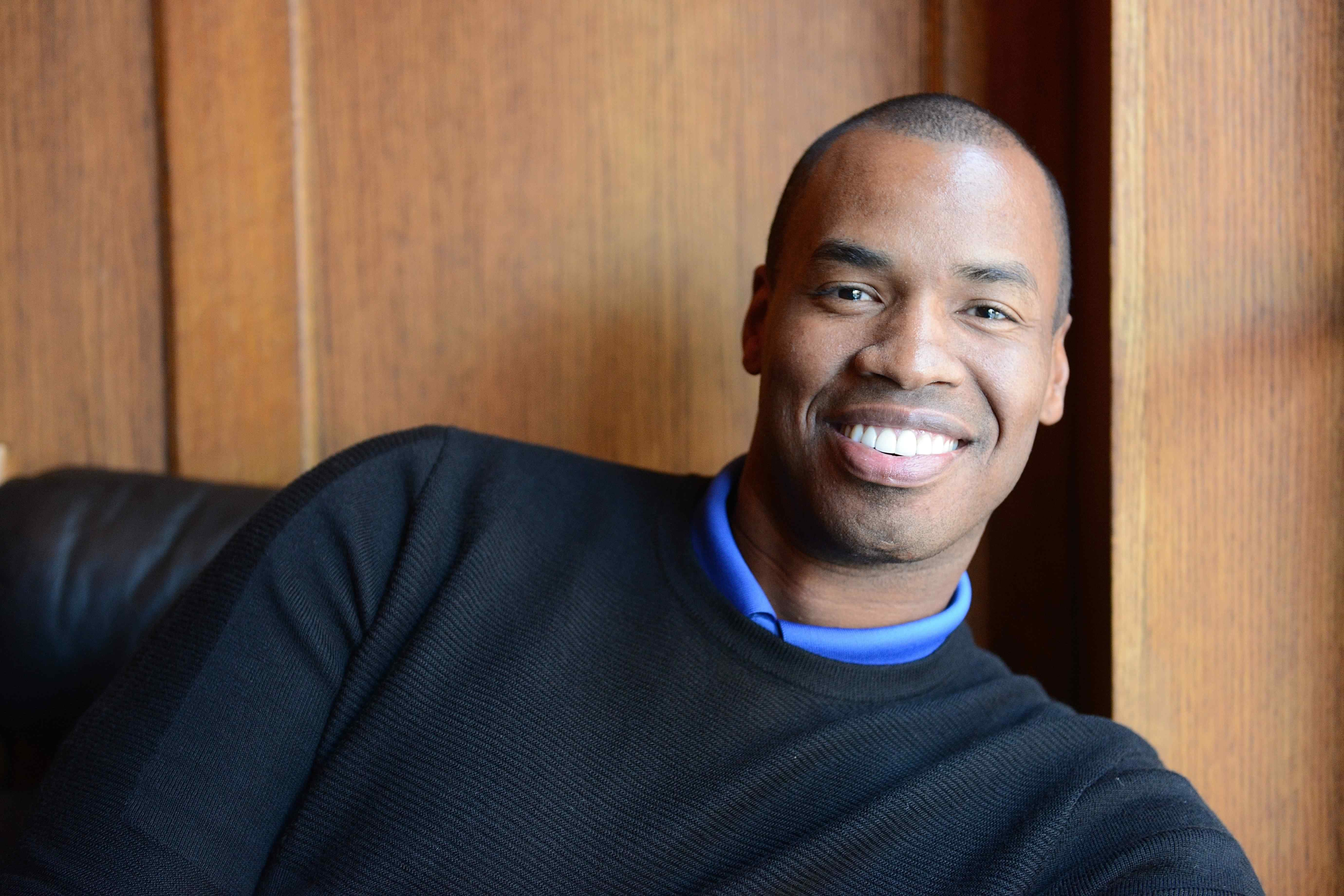 Jason Collins Invited to First Lady's Box at SOTU