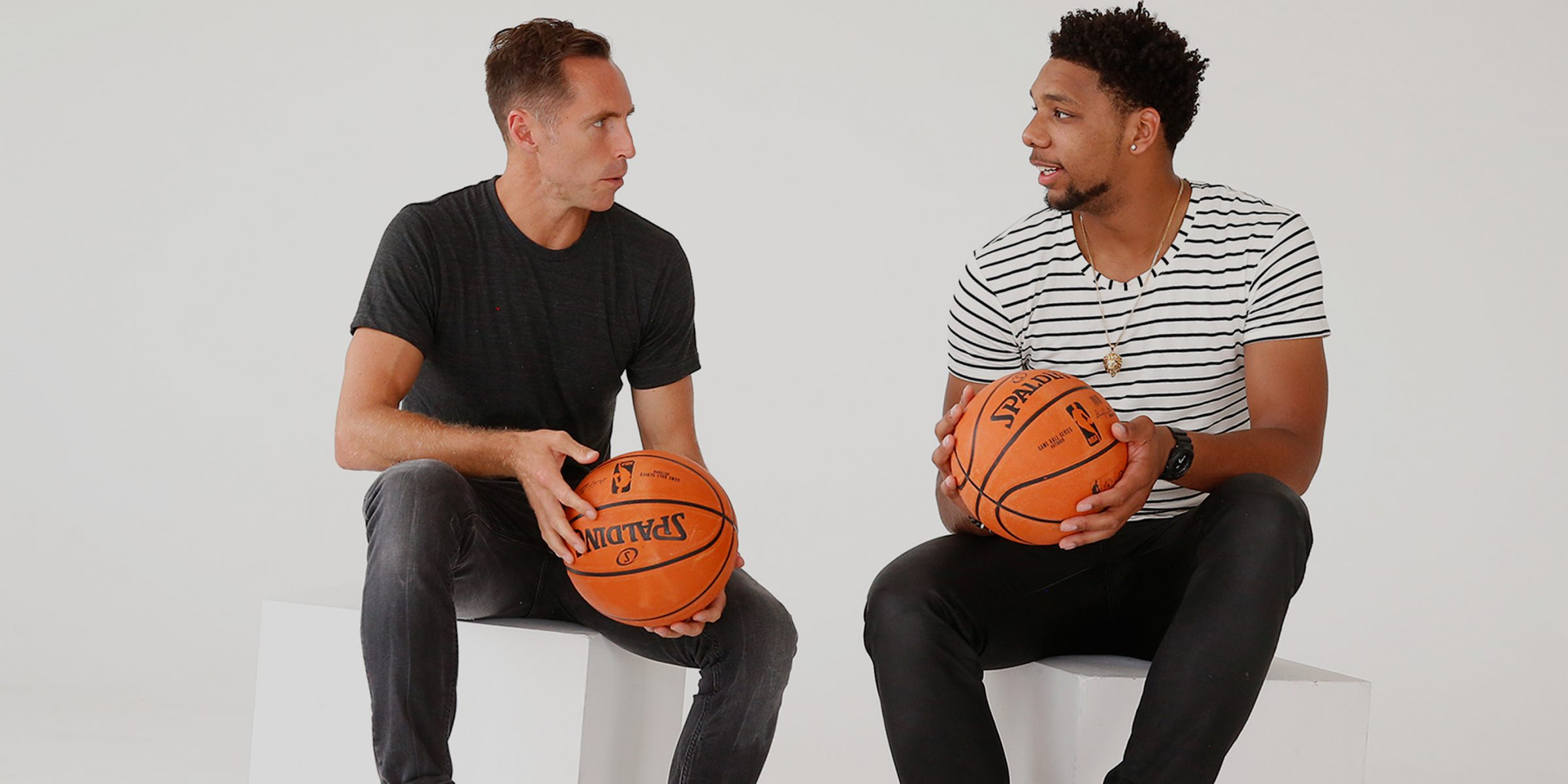 5654e8b4803 Steve Nash and Jahlil Okafor  In Conversation