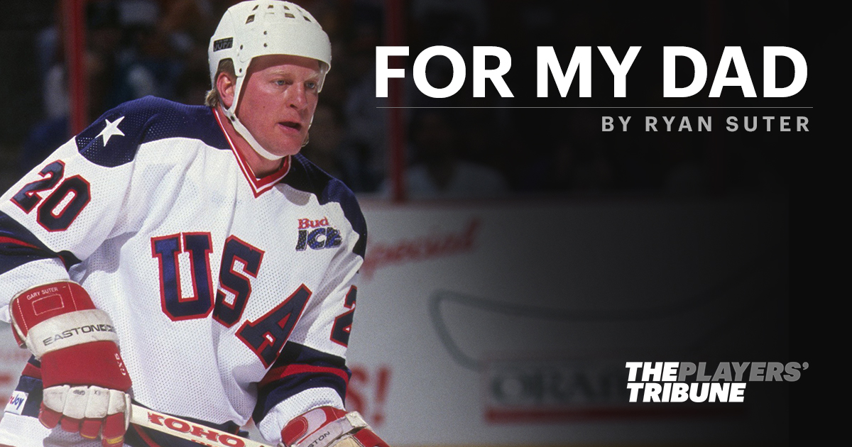 For My Dad | By Ryan Suter